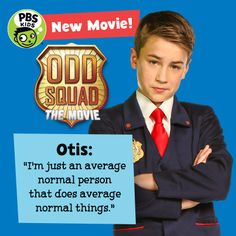 Catch Odd Squad: The Movie, Monday, August 1 on PBS KIDS!