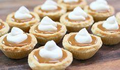 Banoffee Cream Pies