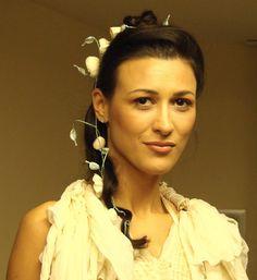 """Albergo Cesàri Roma """"il Matriomonio Etico """" - """"Ethical Wedding"""" . Dicembre 2012 Alessandra Fabre Repetto   Federico Feragalli Hairstylist www.alessandrafab..."""