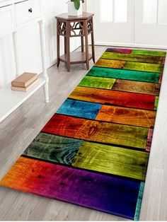 OFF] 2020 Colorful Wood Board Pattern Water Absorption Area Rug In Multicolor Fleece Patterns, Wood Patterns, Bathroom Rugs, Bath Rugs, Carpet Flooring, Rugs On Carpet, Cheap Rugs, Beige Carpet, Rug Material