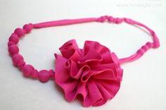 necklace flower