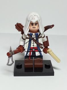 Assassin's Creed Lego custom made AC3 Connor