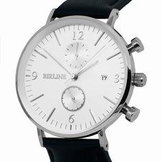 birlinewatches. Amazing Chronograph with Harris Tweed strap   @artyomschwemmer #birline #birlinewatches 15% DISCOUNT using CODE: AUTUMN15