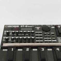 Comprar Pedalera multiefectos BOSS GT8 de segunda mano E299507 | Tienda online de segunda mano #pedalera #multiefectos #segundamano
