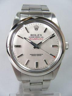 1970's Rolex Milgauss Vintage ref 1019
