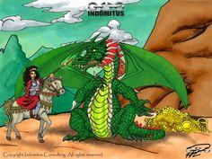 Princess Julia and Pelle the Dragon