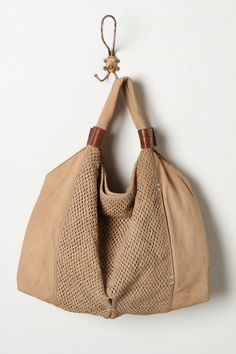 Lovin' the Palisadoes Hobo from Anthropologie for $598.00 #fashion #bag #tan