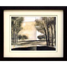 Phoenix Galleries Hidden Grove Framed Print - BGR1173