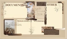 Desktop wallpaper organiser