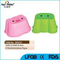 Popular Simple Design Easy Clean Cheap Child Plastic Chair