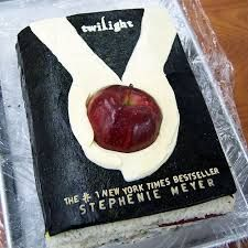 Twilight edible book.