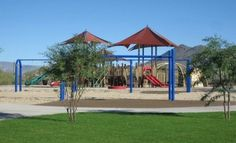 Playtime for the kids!  @ Lone Mountain Community Park