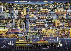 Santa Monica | Shop - Dowdle Folk Art