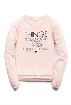 Go To The Mall Top (Kids) | FOREVER21 girls - 2000129573