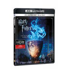 Blu-ray Harry Potter a ohnivý pohár, UHD + BD, CZ dabing | Elpéčko - Predaj vinylových LP platní, hudobných CD a Blu-ray filmov Labyrinth, Fantasy, Products, Ron And Hermione, Goblet Of Fire, Childhood, Adventure, Names, Fantasia