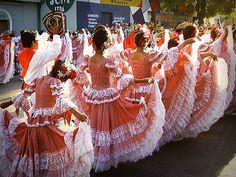 Carnival de Barranquilla, Colombia