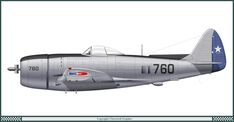 The Republic Thunderbolt entered service in It was one of the largest and most powerful fighters of The design evolved as the war progre. Military Weapons, Military Art, Military Aircraft, Fighter Aircraft, Fighter Jets, P 47 Thunderbolt, S Pic, World War Ii, Air Force