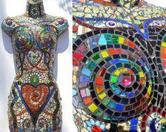 Красивые манекены и декоративные штучки hand made