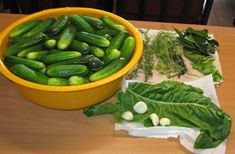 Ketchup, Pickles, Cucumber, Zucchini, Mint, Vegetables, Recipes, Food, Pickling