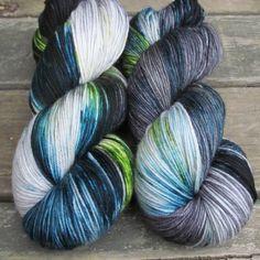 Shaken Not Stirred - Yowza - Babette | Miss Babs Hand-Dyed Yarns & Fibers, Inc.