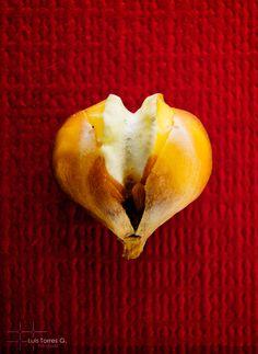 Corazón a reventar #Canguil #PopCorn #Heart #Amor