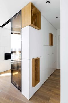 Small Apartment in Moscow