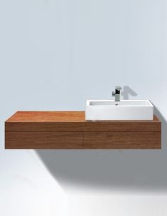 wall mounted countertop wash basin and duravit fogo. Black Bedroom Furniture Sets. Home Design Ideas