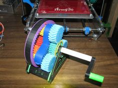 #3dPrint Automatic Transmission Model by zaaphod. Based on a design by emmett.