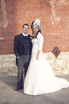 A steampunk soiree ... I feel like the is the perfect amount of Steampunk for my wedding