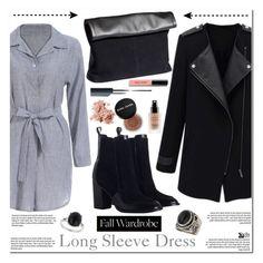 """Fall Trend: Long Sleeve Dress"" by asteroid467 ❤ liked on Polyvore featuring Garance Doré, Miss Selfridge, Topshop, Zimmermann, H&M, Bobbi Brown Cosmetics, polyvorecommunity, polyvorestyle, polyvorecontest and longsleevedress"