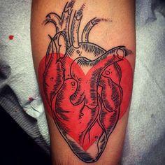 Les superbes tatouages de Pablo Puentes !