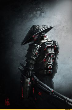 science fiction samurai - Google Search