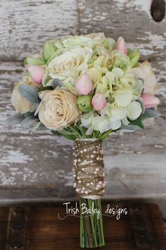 Hey, I found this really awesome Etsy listing at https://www.etsy.com/listing/217864972/spring-tulip-roses-hydrangea-lambs-ear