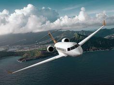 Шикарный бизнес джет от компании Bombardier