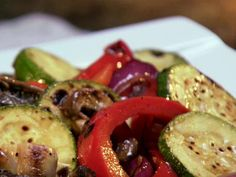 Get Paula Deen's Grilled Vegetable Salad Recipe from Food Network