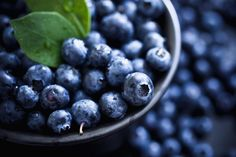 Blueberry extract could help in the fight against cancer, say researchers. By studying human cervical cancer cell lines, a team of researchers discovered that adding blueberry extract to radiation therapy can significantly improve treatment efficacy. Click link to read more.
