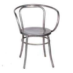 Iconic Collection Circle Chair Made from Steel