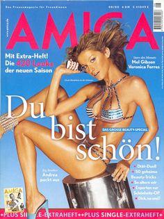 Amica - Agosto 2000