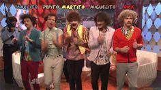 carlito, pepito, martito, miguelito, and dick. Juan Direction. I laughed so hard at this.