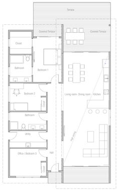 house design house-plan-ch280 10