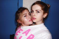 Laura Kovanska x Dear Friends Clothing