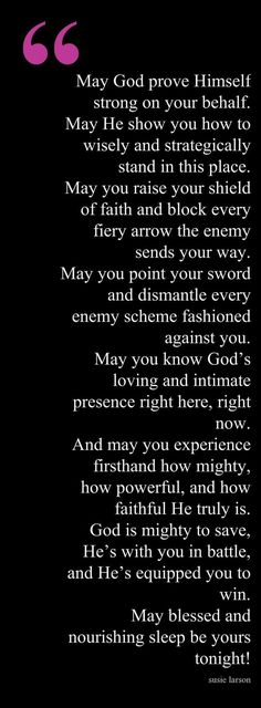 May you know Gods LOVE