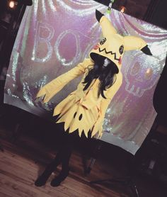 mangosirene:  Mimikyu is always covered by its disguise. It is...