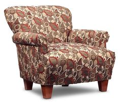 Living room furniture fiona accent chair