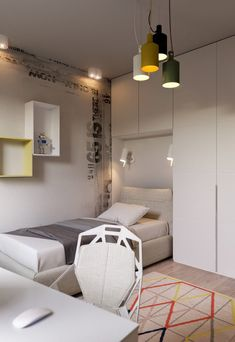 39 Trendy bedroom furniture for teens boys interior design Room Design Bedroom, Bedroom Loft, Bathroom Interior Design, Bedroom Decor, Kids Bedroom, Bedroom Ideas, Small Room Design, Kids Room Design, Loft Interiors