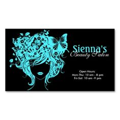 Sold this #hairstylist #salon business card to TX. Thanks for you who purchased this.