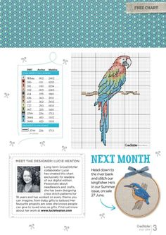 ru / Photo # 1 - CrossStitcher 280 in July 2014 - tymannost Cross Stitch Pillow, Just Cross Stitch, Cross Stitch Bookmarks, Cross Stitch Cards, Cross Stitch Alphabet, Cross Stitch Animals, Cross Stitching, Cross Stitch Embroidery, Embroidery Patterns