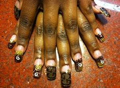 my own nails by YarasNailz