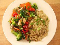 Recipe: Basic Quinoa - I Love Vegan
