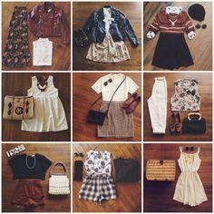 vintage neutrals <3